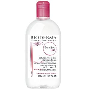 Best Makeup Removers For Acne Bioderma - Sensibio H2O - Micellar Water - Cleansing and Make-Up Removing - Refreshing feeling - for Sensitive Skin