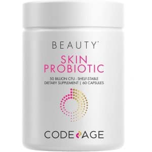 Codeage Skin Probiotics