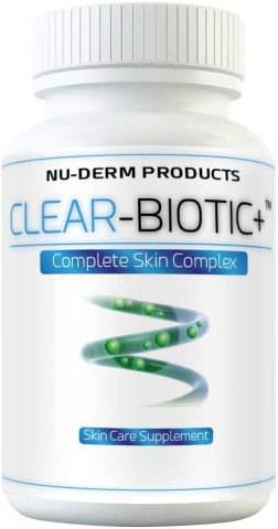 Clear Biotic Acne Supplements