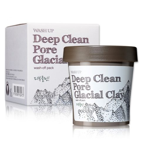 Goodal Wash Up Deep Clean Pore Glacial Clay