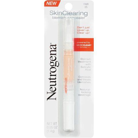 Neutrogena SkinClearing Blemish Concealer Face Makeup